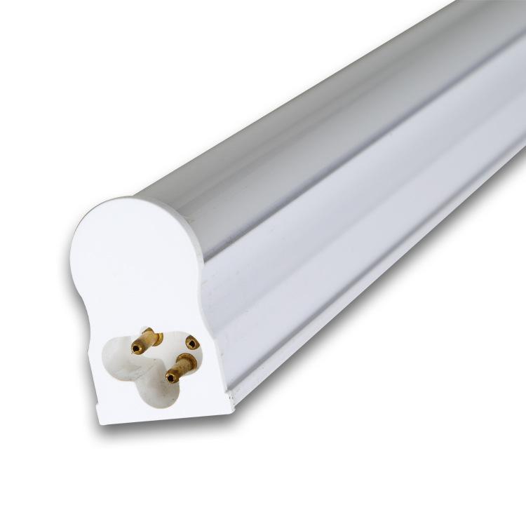 LED integrated bracket full set of fluorescent tube T5T8 energy-saving tube white light warm light i