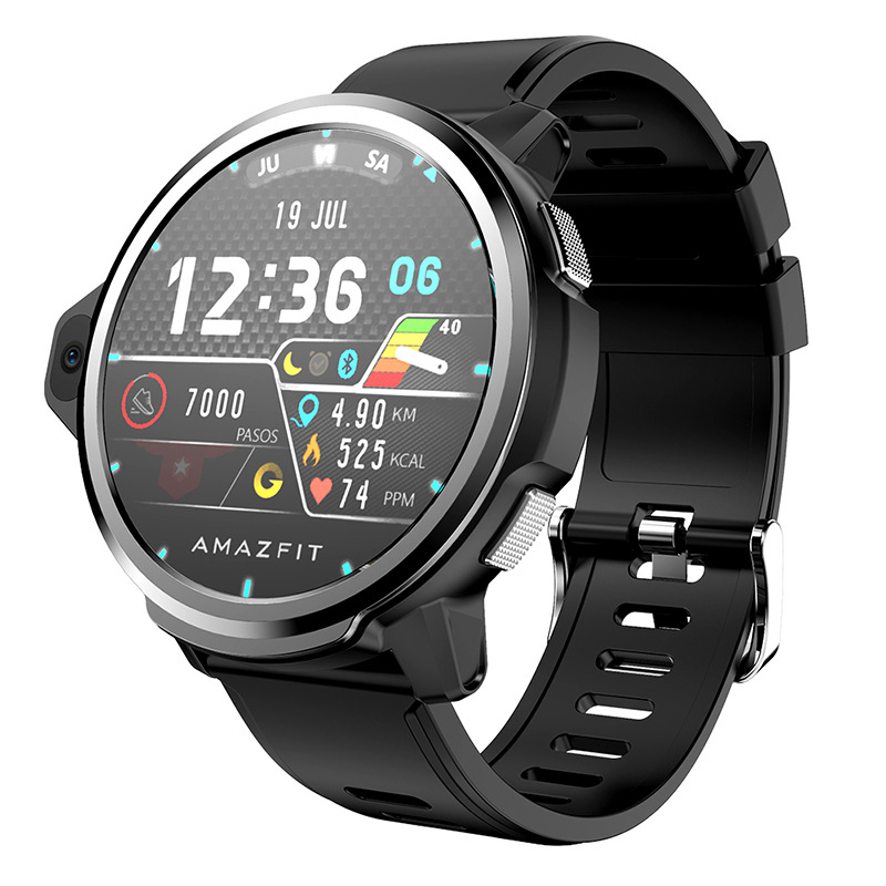 DYNASTY SOLDIER X365 smart watch 1.6 HD large screen intelligent AI face recognition dual HD camera