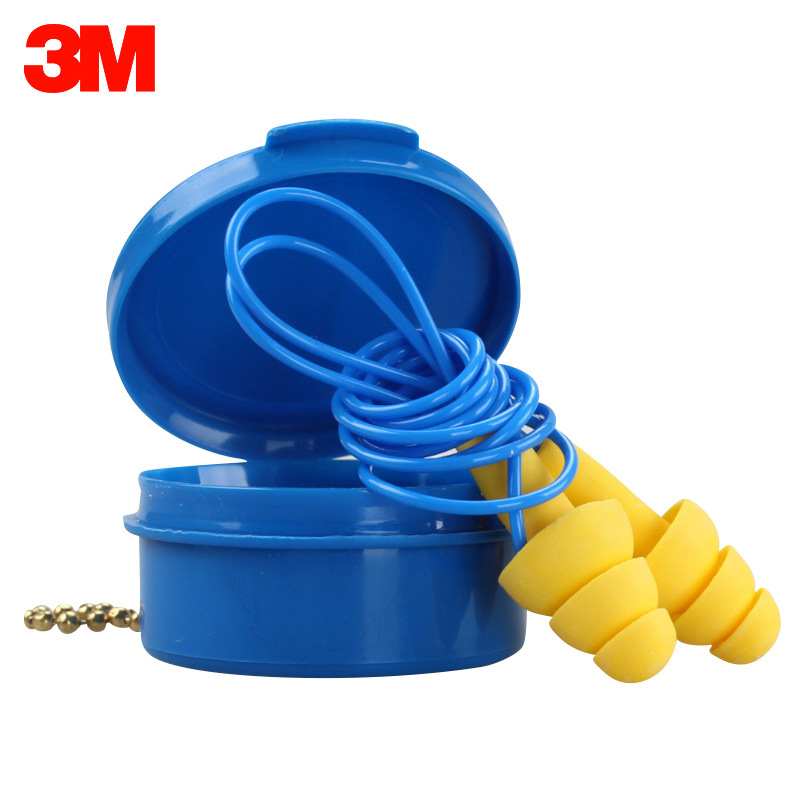 3M 340-4002 anti-noise earplugs, sound insulation, swimming learning shooting, cleaning, industrial