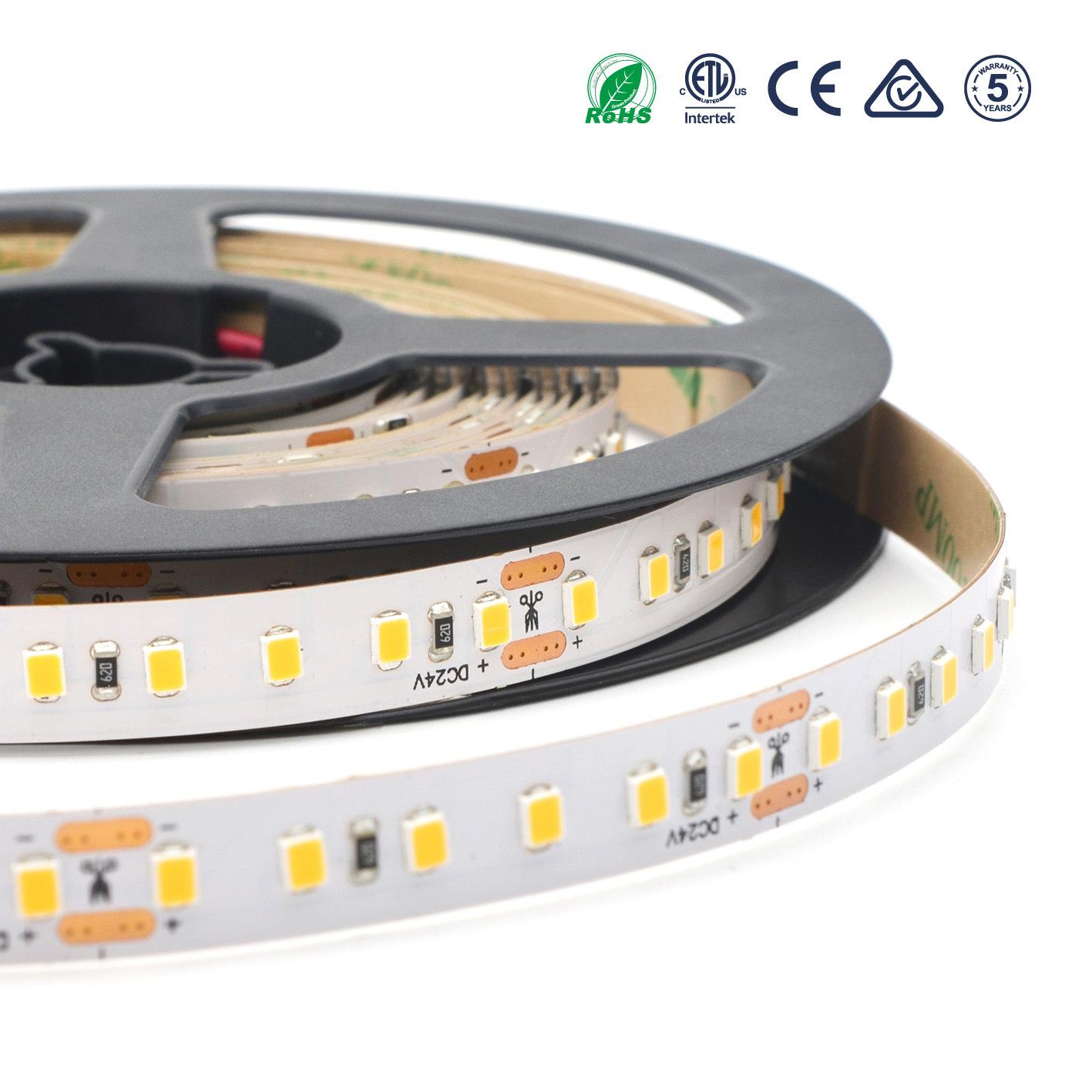 Lei Yaoda Explosion Type Light Strip 90 CRI LED2835 120 Light Join Merchants Engineering Customized