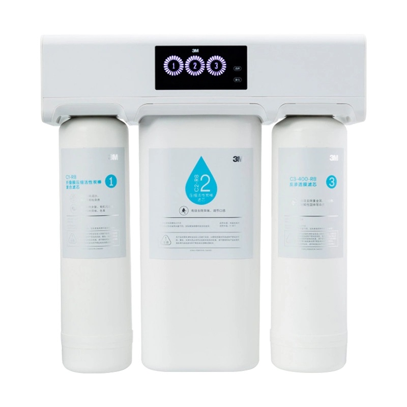 3M water purifier r8-56g household direct drinking reverse osmosis water purifier r8-cw r8-39g