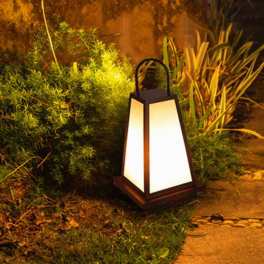 Quanhui customized outdoor led lawn light
