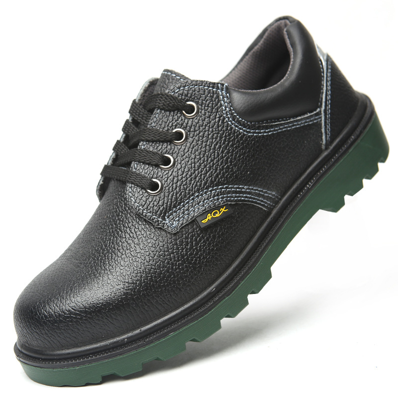 Labor insurance shoes male 6KV insulated shoes electrician shoes breathable deodorant work shoes pro