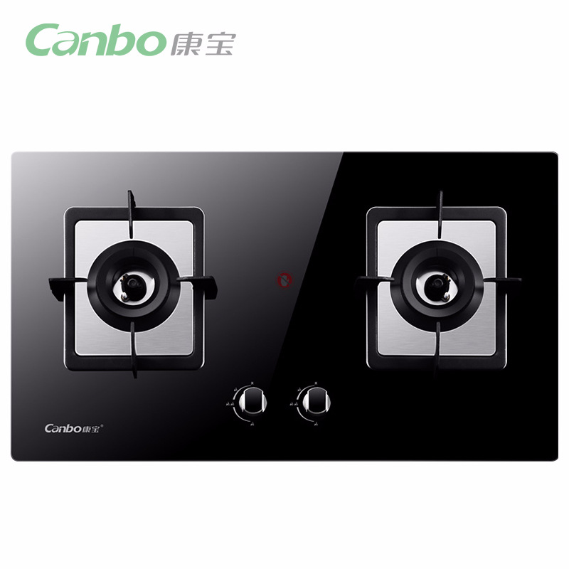 Canbo/combo 2QB509 gas stove gas stove dual stove natural gas liquefied gas desktop stove embedded