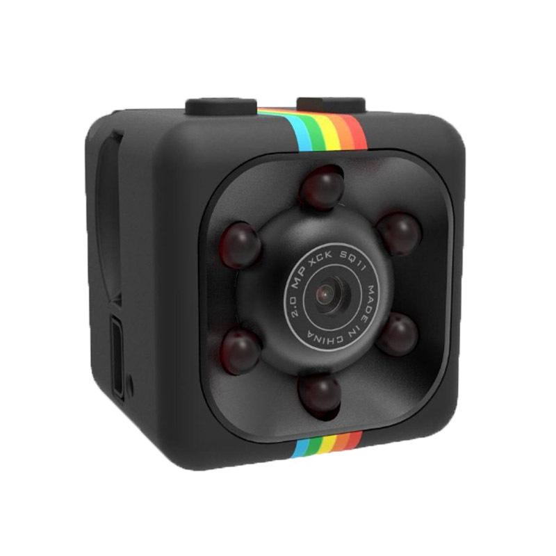 SQ11 portable 1080p high definition night vision camera infrared motion DV computer camera card came