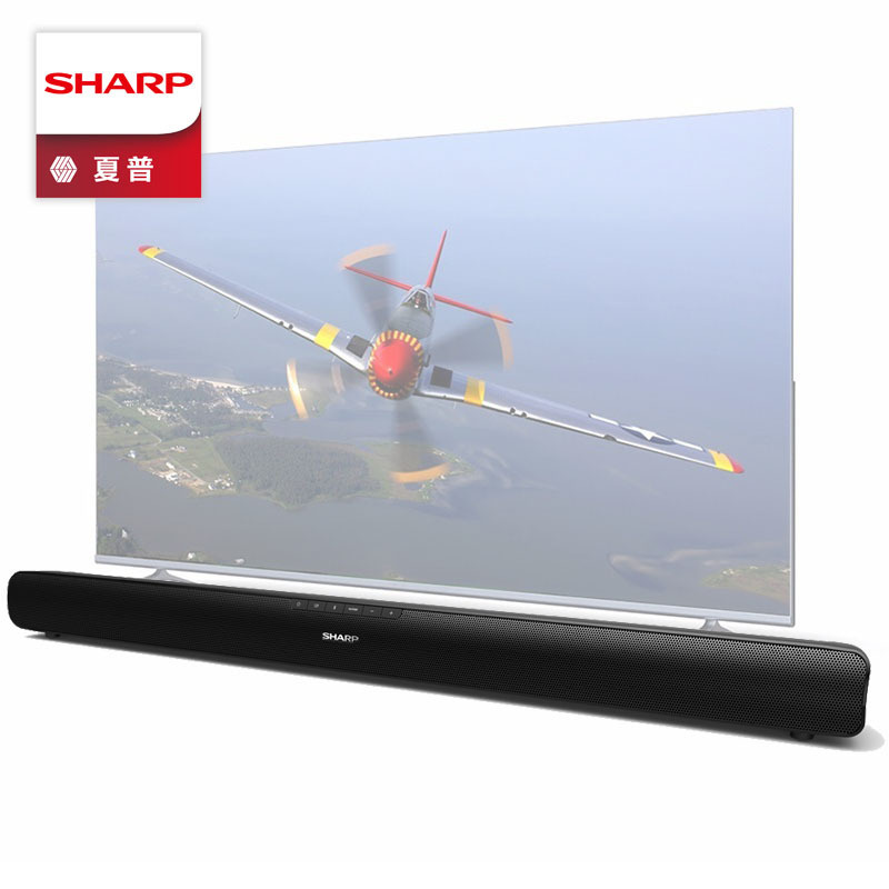 Sharp sb115 Bluetooth long strip echo wall mounted TV audio living room surround home speaker home t