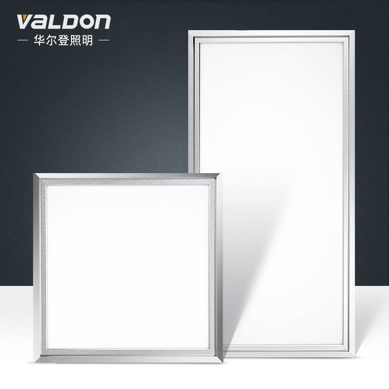 WANXIN Integrated ceiling led panel light kitchen bathroom embedded square 30 ultra-thin 60 aluminum