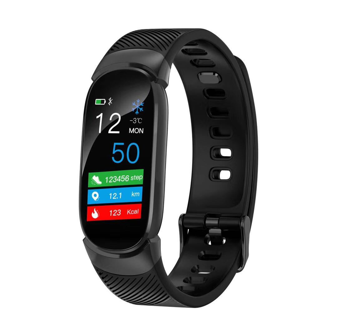 Qw16 new private model intelligent Bracelet blood pressure and heart rate monitoring exercise Bracel