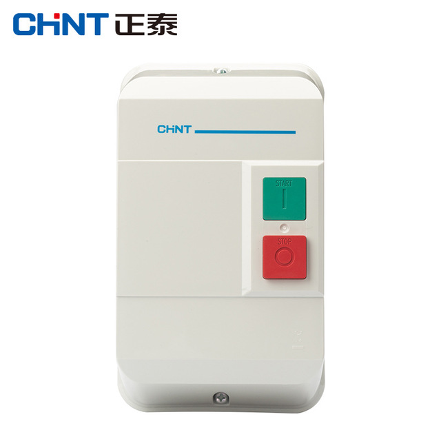 CHNT Chint NQ3 series electromagnetic starter NQ3-5.5P leakage protector starter