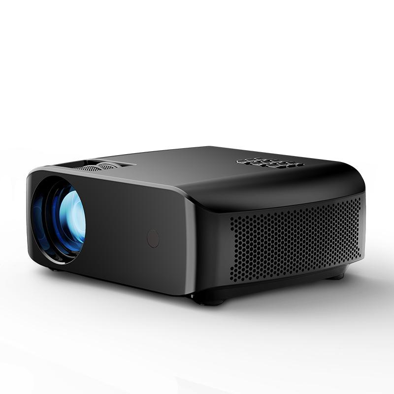 VIVIBRIGHT New HD micro projector F10 resolution 1280 * 720 home projector portable mini 1080p proje