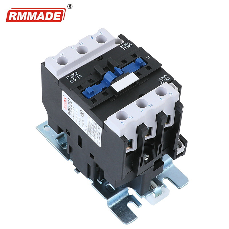 CJX2-6511 380V 220V AC contactor Silver point contactor