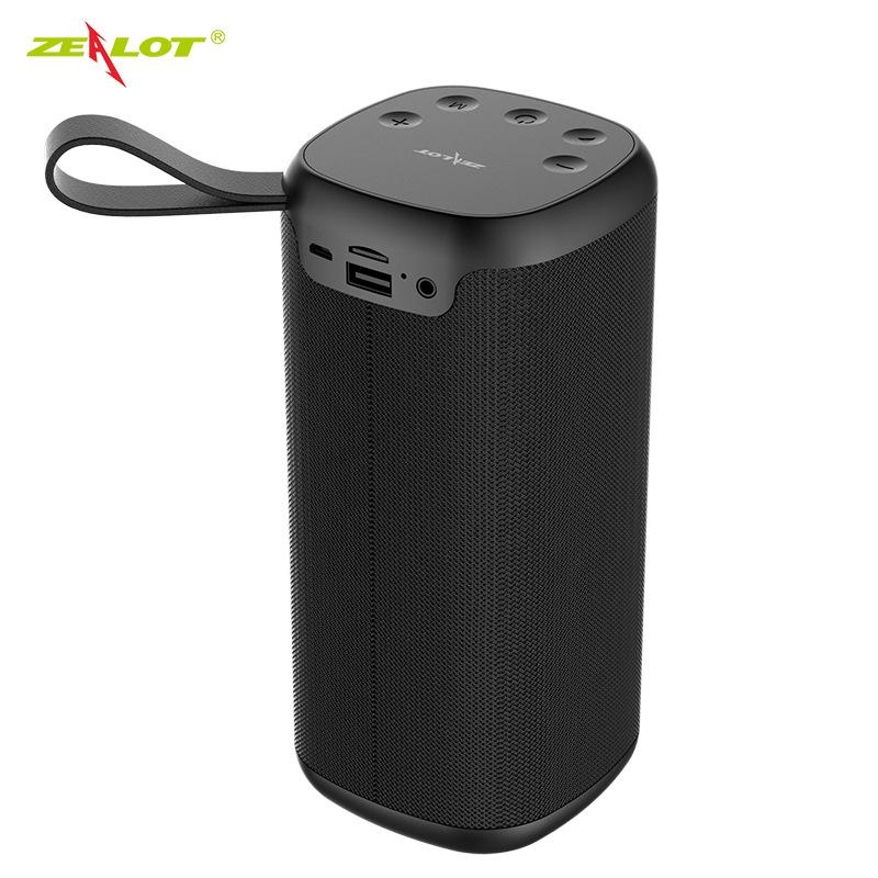 Loa Bluetooth không dây Zealot / fanatic S35 Loa siêu trầm