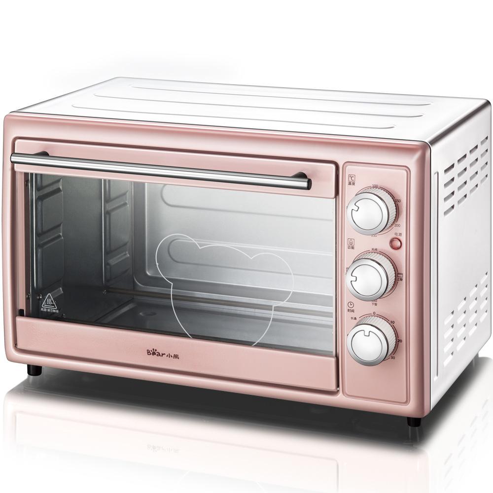 Bear/ bear DKX-B30N1 electric oven household multifunctional automatic baking cake 30 liters