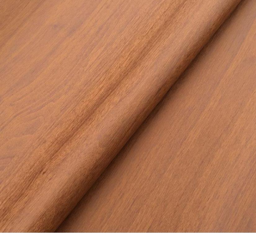 Vật liệu Da Pu nhân tạo Mô phỏng vân gỗ