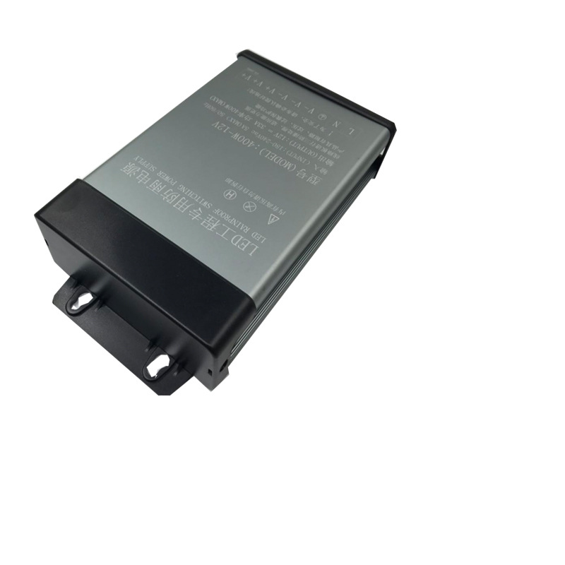 JINPUYUAN New LED outdoor drive power supply 12v33a400W rainproof led power supply 12v400w engineeri