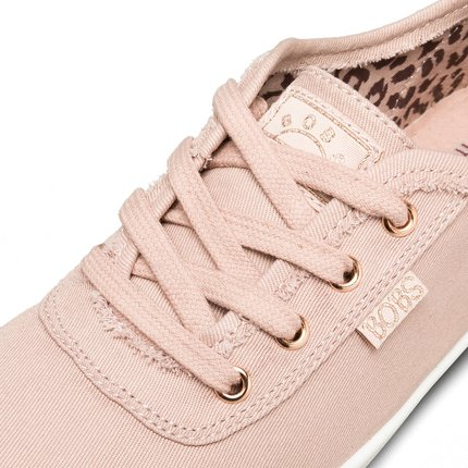 Skechers giày vải Skechers Giày lười nhẹ Thời trang nữ Giày trắng Thường ngày Giày vải 33492