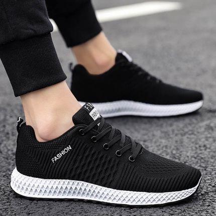 Giày GuangDong Quảng Đông Thâm Quyến 2020 mùa thu nam giản dị giày thể thao vải sinh viên Phiên bản