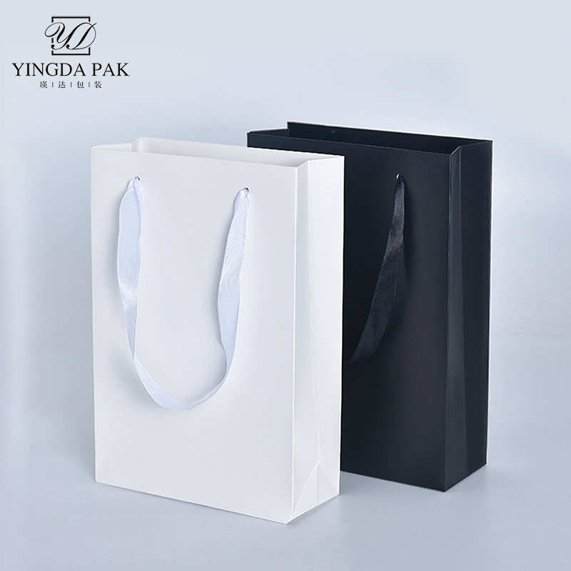SUNDUO Exquisite gift wrapping paper bags, hand-held clothing paper bags