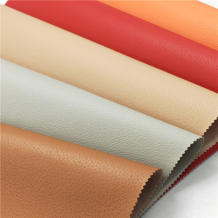 XINZE Leather fabric, pigskin pattern, PVC artificial leather, shoe material, handbag, bag packaging