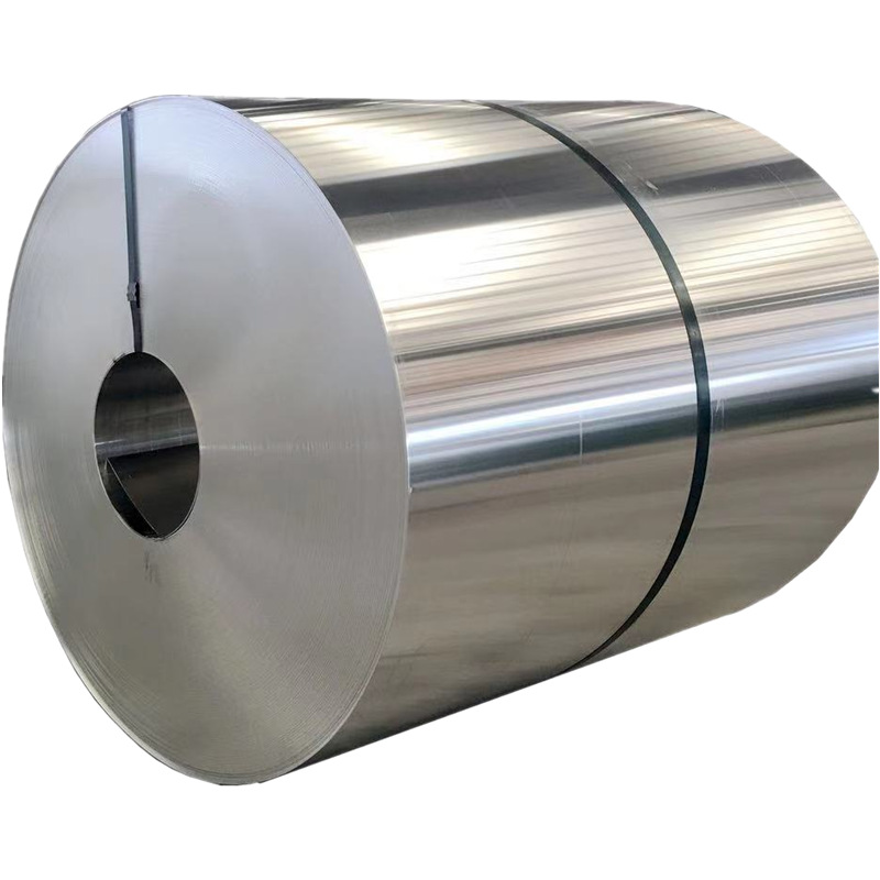 40Mn cold-rolled steel strip can be slit to length, slitting Kaiping 40Mn galvanized steel strip