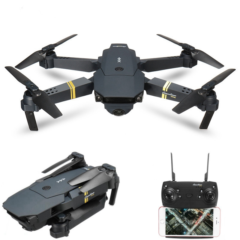 E58 cross-border folding drone aerial photography 4K HD professional aircraft with long endurance fo