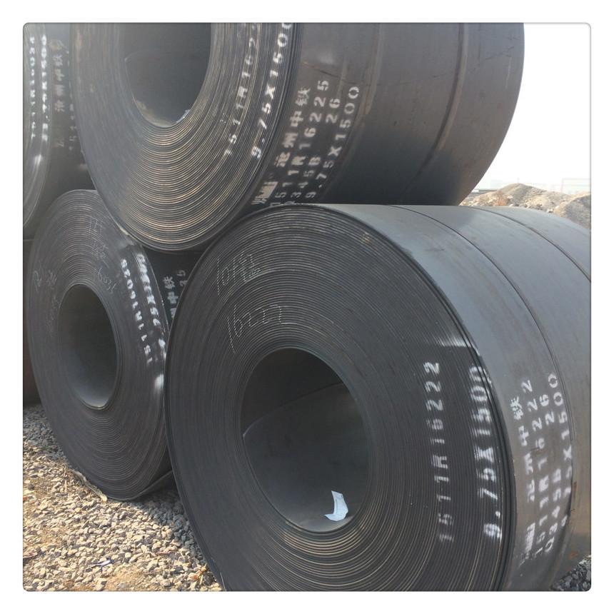 Shandong Hot Rolled Coil Q235B Direct Supply Hot Rolled Common Coil Spot 10mm Coil