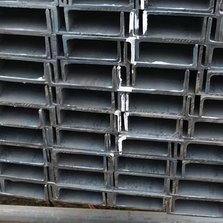 Channel steel Q235 channel steel Japanese standard 15# channel steel 8# channel steel specifications