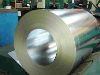 Galvanized sheet, special-shaped steel coated sheet, galvanized sheet