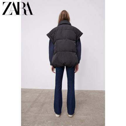 ZARA Quần jean ống loe Z1975 mới của ZARA dành cho nữ 07147031407
