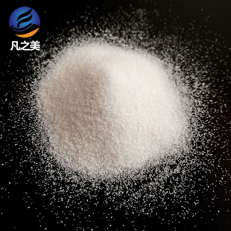 FANZHIMEI Water treatment quartz sand Quartz sand furnace charge 70-120 mesh/325 mesh Quartz powder