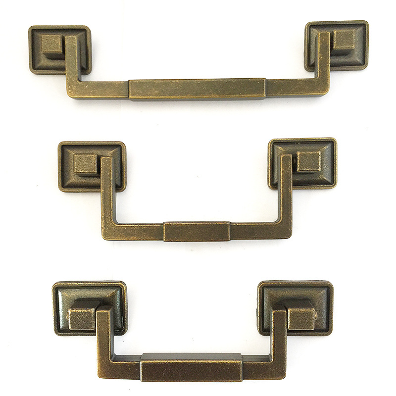 Supply series handle antique zinc alloy handle