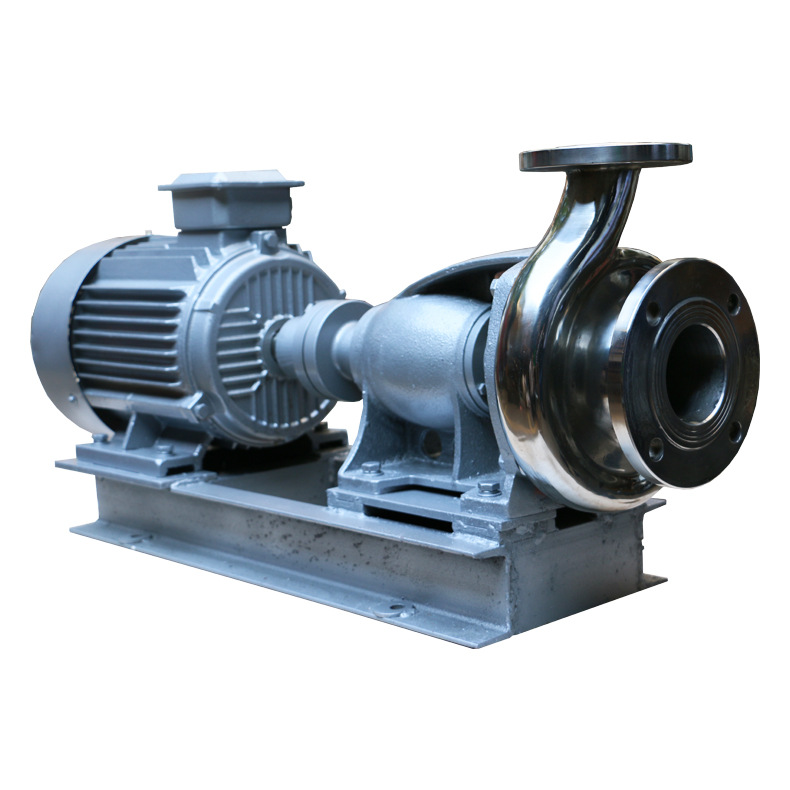 65KF-23 stainless steel horizontal corrosion resistant centrifugal pump 316 stainless steel acid and