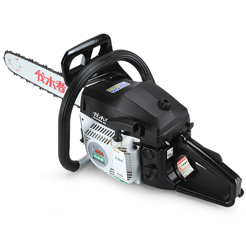 Lumberjack 656 chain saw genuine original high-power oil according to gasoline chain saw logging saw