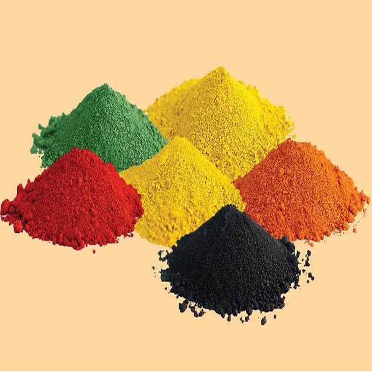 Iron Red Pigment Iron Oxide Red Iron Trioxide Pigment Red