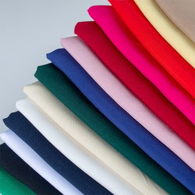HENGCHEN 21S/40S rayon jersey fabric rayon stretch frame knitted fiber yoga clothes t-shirt knitted