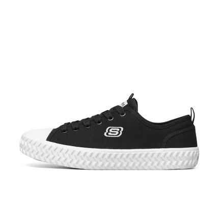 Skechers giày vải Giày Skechers Skechers Xuân / Hè 2021 Giày bánh quy nữ mới Thời trang giày vải đế