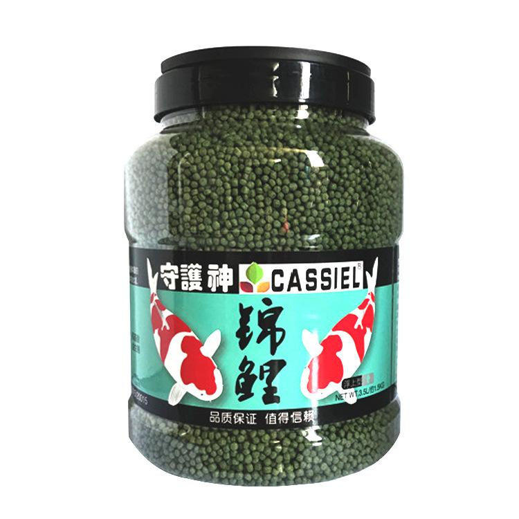 Patron Saint Koi Fish Feed Koi Fish Food Special Fish Food for Koi Breeding to Enhance Color and Bri