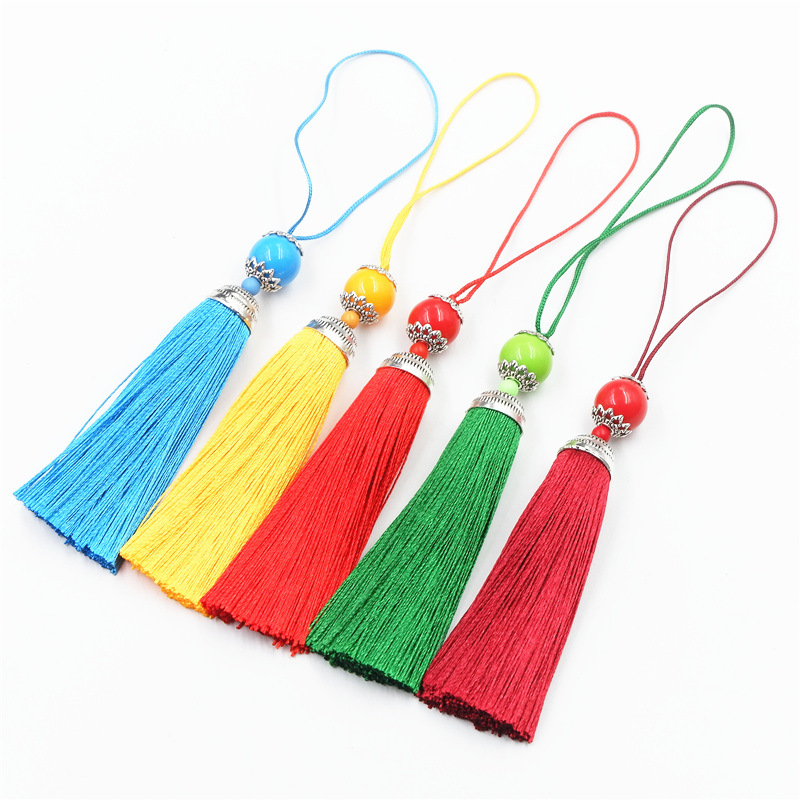 Ancient style fringe Susuizi hanging ear Chinese style accessories pendant diy mobile phone pendant