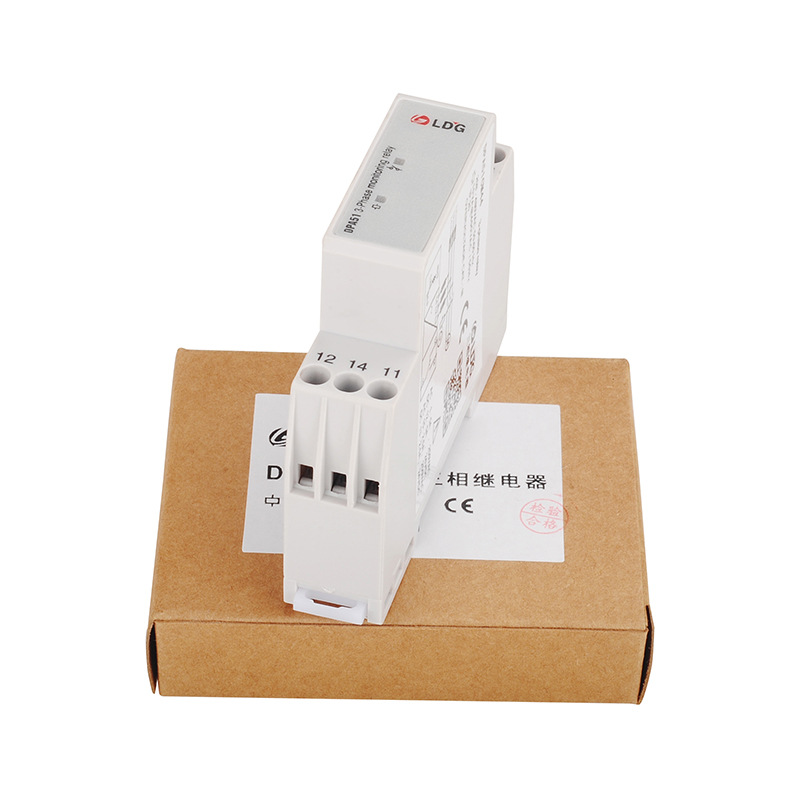 LDG DPA51CM44 Three-phase relay Phase sequence relay Phase sequence protection relay Monitoring rela