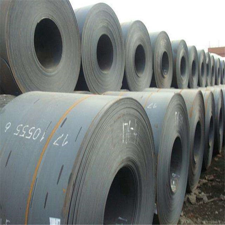 SS400 hot-rolled steel coil