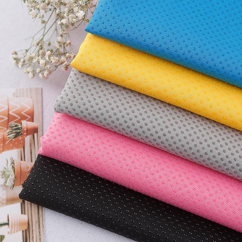 Twill uniform cloth dripping plastic cloth, pet cushion, sofa cushion, non-slip cloth, non-slip sole