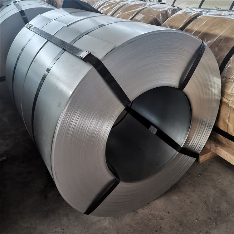 SPCC cold plate Baosteel cold coil spot cold-rolled coil plate slitting and flattening processing
