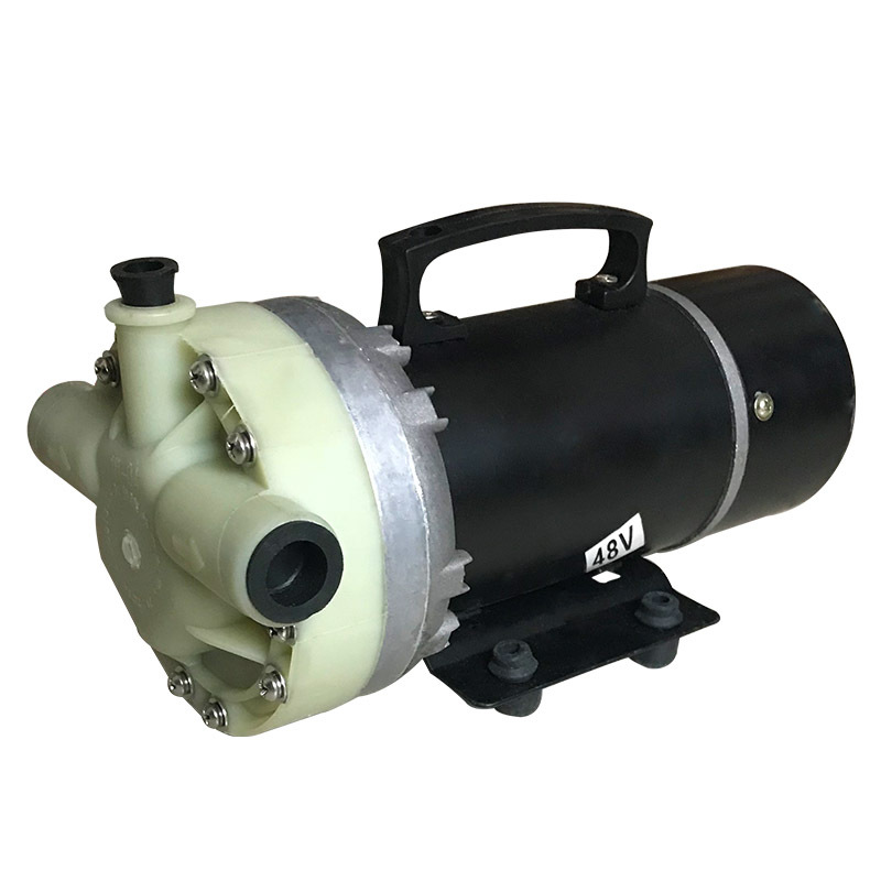 Electric sprayer water pump fight drugs car wash pump 5 cylinder diaphragm pump self-priming water p