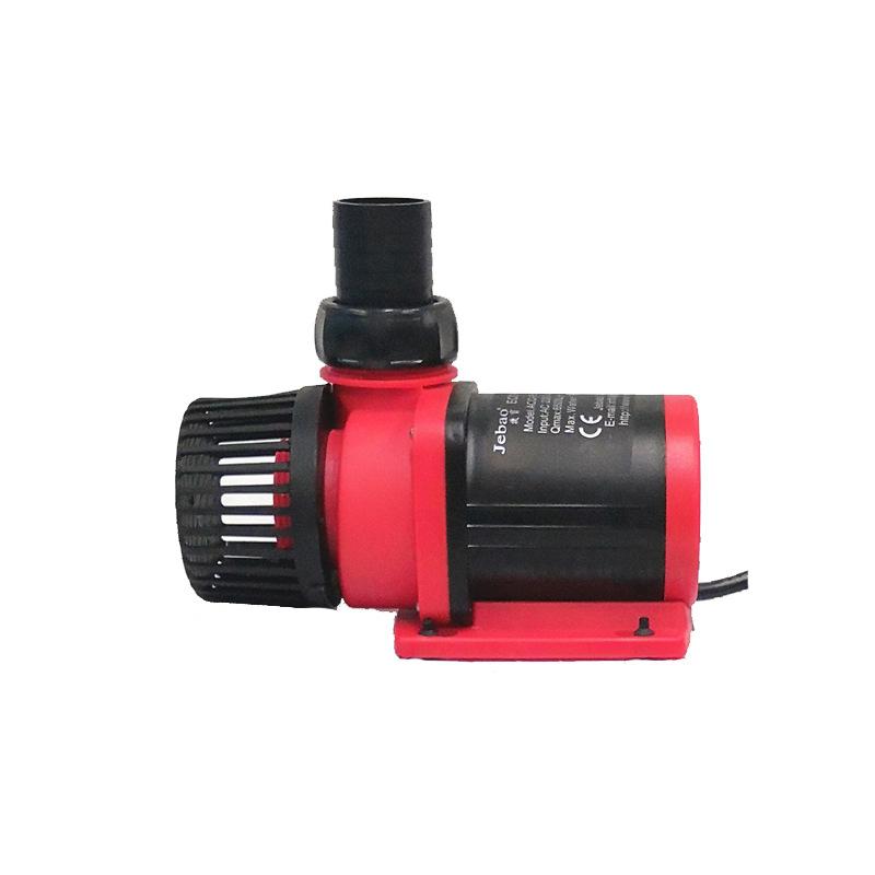 Jiebao variable frequency water pump ACQ/DCQ-3500 5000 10000 aquarium fish tank submersible large fl