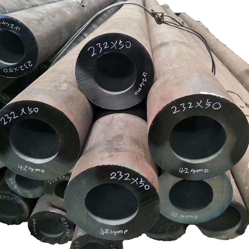 Large-caliber seamless steel pipe 20# seamless steel pipe Processing zero seamless steel pipe