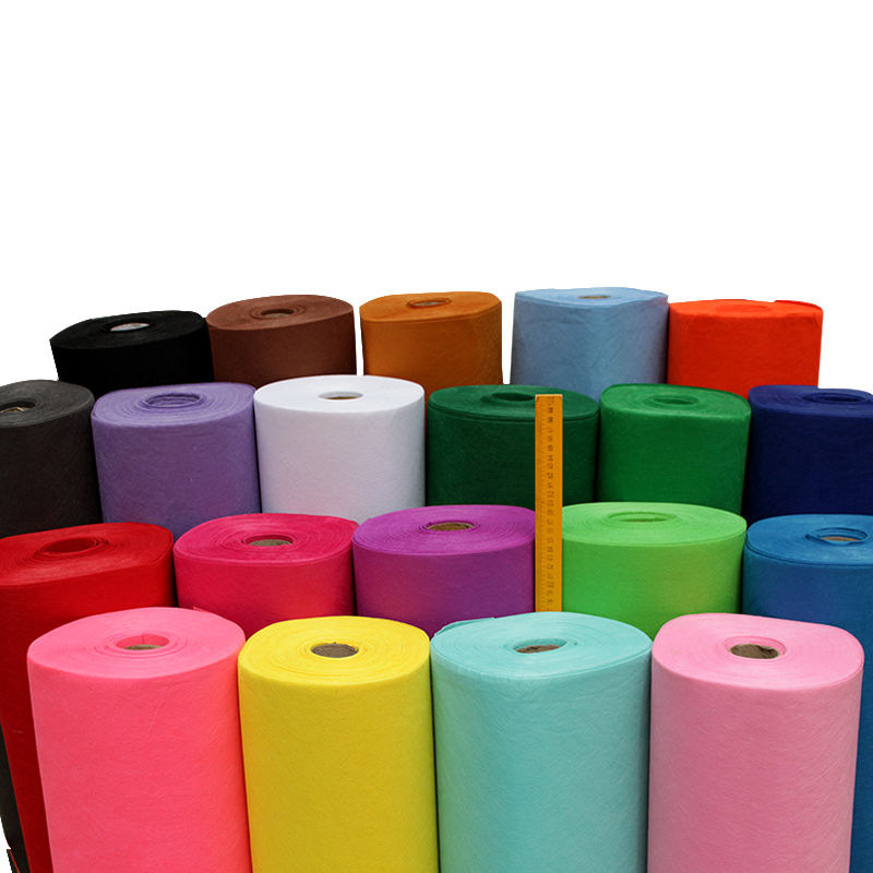 YANSEN Handmade soft felt cloth non-woven cloth handmade diy material custom wholesale felt colored