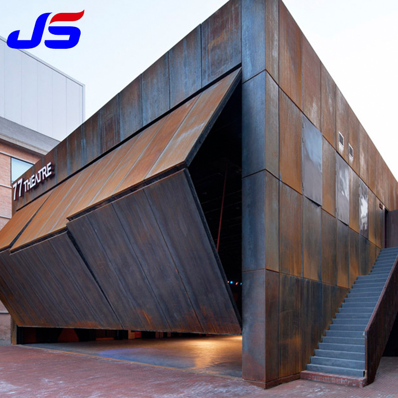 Q310GNH steel plate sells various weathering steel materials and thicknesses can be fixed