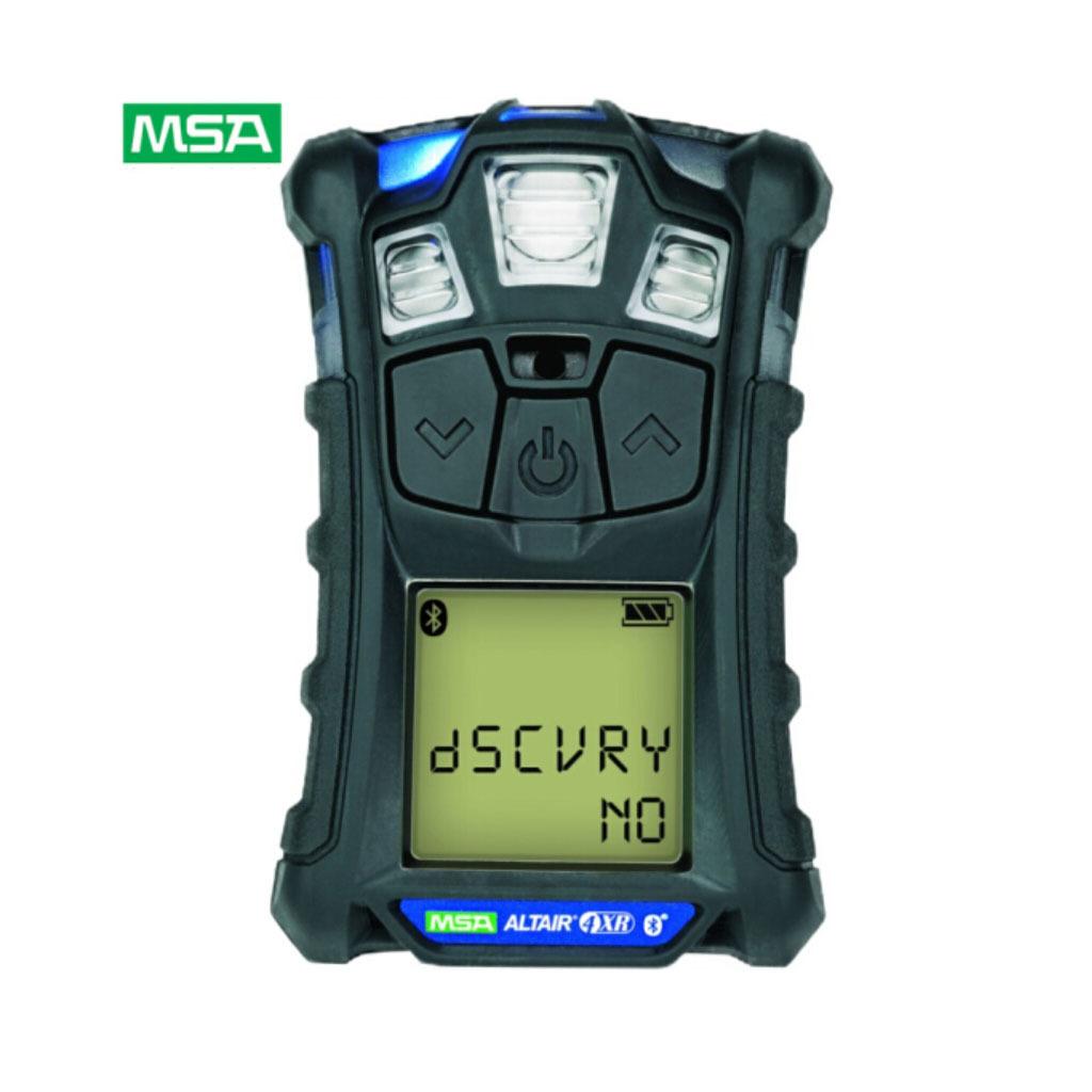 MSA Mei Si'an 10196188 Tianying 4XR Bluetooth version multi-gas detector LEL-O2-CO-H2S