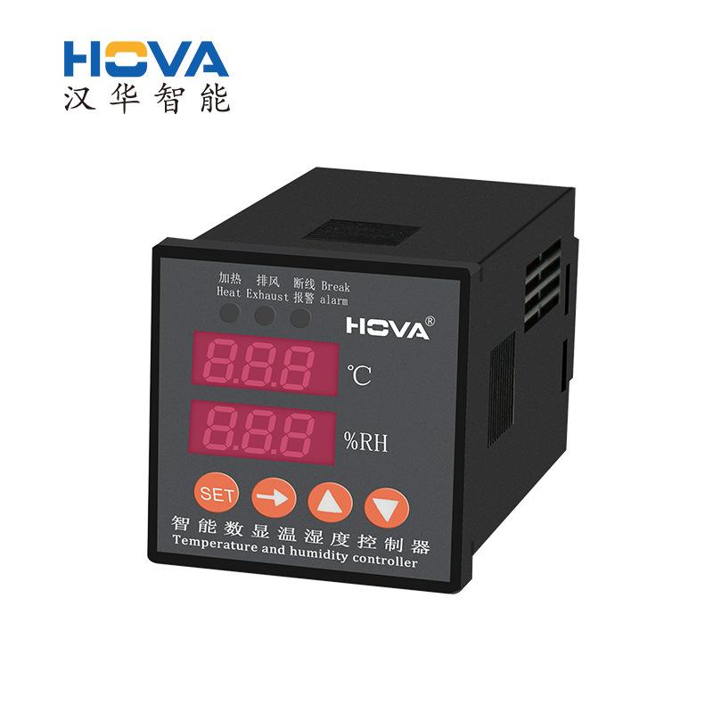 Hanhua Intelligent LED Intelligent Temperature and Humidity Controller HWS-1MZLA-C1 Instrumentation