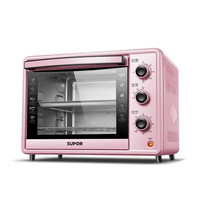 Supor electric oven K30FK606 household baking small oven multifunctional 30L large capacity automati